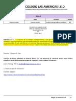 Grado 603 - Guía 2 - Ciencias sociales - Andrés Camacho Garcia