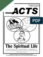 Acts Spiritual Life