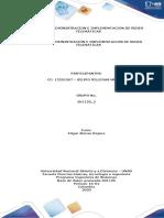 FASE 3 – ADMINISTRACION E IMPLEMENTACION DE REDES TELEMÁTICAS