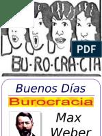 Burocracia Weber
