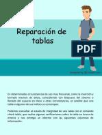 Reparacion de tablas.pdf