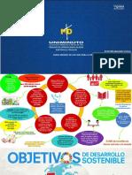 Mapa Mental ODS Relacionadas con el PFS