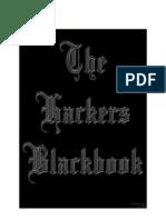 The Hackers Blackbook