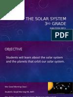 solar system lesson plan edu214