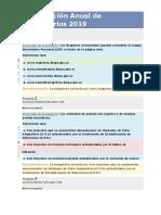 Examen Jornada Actualización Conocimientos-2019