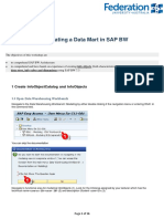 Laboratory 5 - Creating a Data Mart in SAP BW (1).pdf