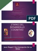 ETAPAS DEL DESARROLLO COGNITIVO-CINDY NORIEGA