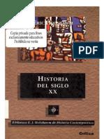 Extracto Eric Hobsbawm - Historia Del Siglo XX