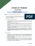 Consigna y Rúbrica de trabajo monográfico  y exposición (grupo)