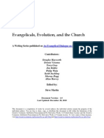 Evangelicals, Evolution, and the Church