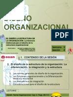 Sesión 4 La diferenciación, la integración y la estructura