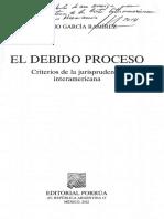 284074864 El Debido Proceso Sergio Garcia Ramirez