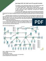 Membangun Topologi Jaringan Dengan OSPF_NAT Serta VTP Yg Lbh Kompleks