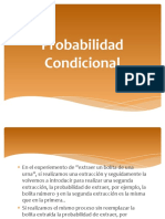 Clase 9. Probabilidad Concicional e Independencia Ok