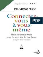 Connectez-vous a vous-meme (L'esprit d'ouverture) (French Edition) - TAN, Chade-Meng.epub