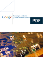 El Futuro de la Tecnología e Internet