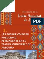 PUBLICIDAD TEATRO MUNICIPAL