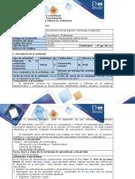 Guía de actividades y rúbrica de evaluación - Fase 2 Ciclo de la tarea (Parte 1)