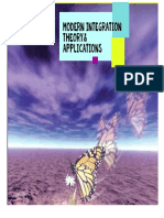 modern integration theory and applications.pdf