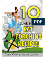 Quick And Easy Fat Torching Recipes