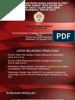 Seminar Ujian Proposal