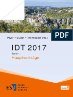 IDT 2017 Band 1