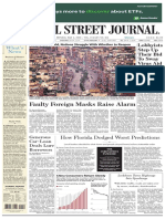 The Wall Street Journal - May 04 2020
