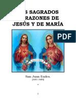 Sagrados Corazones de Jesus y de Maria - San Juan Eudes