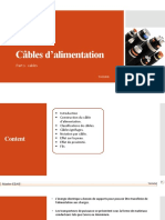 05 CABLES D'ALIMENTATION CABLES