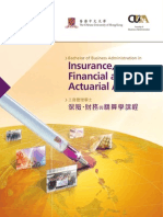 Insurance Financial and Actuarial Analysis