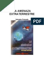 La Amenaza Extraterrestre