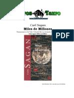 Sagan, Carl - Miles De Millones.doc