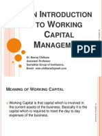 anintroductiontoworkingcapitalmanagement-120809012907-phpapp01