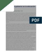 Friedman. El papel del gobierno en la educación.doc