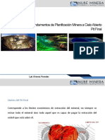 Nube Minera Planificacion Open Pit   07 Algoritmos  del Pit Final