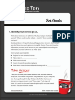 4 - Set Goals 31-40