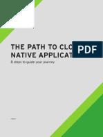 path to cloud native app