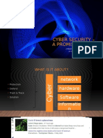Cyber Security – A promising path.pptx