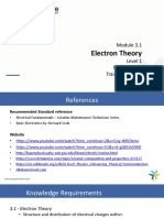 Theory of Electron