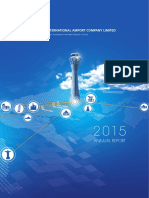 2015 Beijing Airport Annual Report