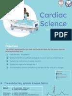"""Cardiac Science """"Arrhythmia"""""""