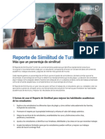 LATAM ES Interpretar Reporte Similitud Infographic