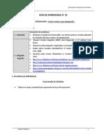 GUIA 32 - Factorización I