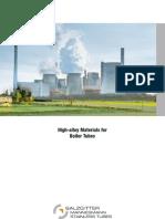 SMST-Tubes Boiler Brochure 2009