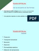 RESUMEN-TEJIDO EPITELIAL-2016-II