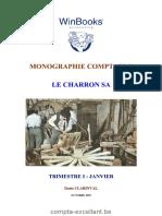 LE CHARRON SA 1