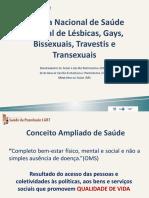 6ª Aula - Política LGBT