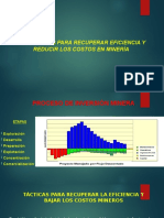 Estrategias Para Recuperar Eficiencia y Reducir Los Costos