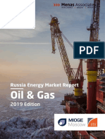 Russia Energy Market Report - Oil & Gas - 2019