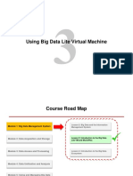 03_Using Big Data Lite Virtual Machine